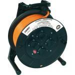 Angebot 4X JUMBO®-Kabeltrommeln 40m 3x1,5qmm Orange
