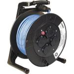 Angebot 4xJUMBO®-Kabeltrommeln40 m 3 G 1,5 mm² blau