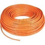 H07BQ-F 5 G 4,0 mm² - 50 m-Ring Leuchtorange