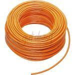 H07BQ-F 3 G 1,5 mm² - 50 m-Ring Orange