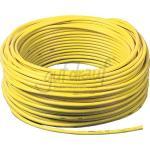 H07BQ-F 3 G 1,5 mm² - 50 m-Ring Gelb