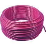 H07BQ-F 3 G 1,5 mm² - 50 m-Ring Pink