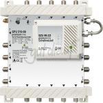 Aktiver Multischalter mit 5 in X premium-line   SPU 56-09, 6 Teilnehmerausgänge