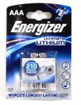 Energizer Lithium Rundzelle L 92 2B