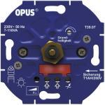 Dreh-Dimmer für LED- und Energiesparlampen