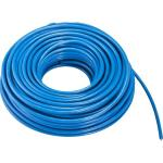 Meterware  H07BQ-F 5 G 6,0 mm² blau 50meter Ring
