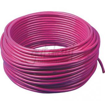 H07BQ-F 3 G 1,5 mm² - 100 m-Ring Pink