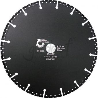 "Diamant-Trennscheibe ""ALLCUT AC"" Ø 230 mm"