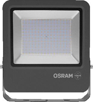 OSRAM ENDURA FLOOD 150W 840 DG LED-Strahler dunkelgrau