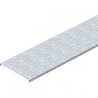 Deckel für Kabelrinne ungelocht 300 mm