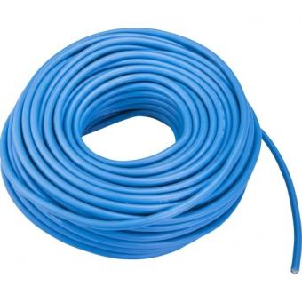 Meterware H07RN-F   3 G 2,5 mm² Blau 50meter Ring