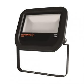 LEDVANCE LED-Fluter  4000 50 W schwarz neutralweiß 840