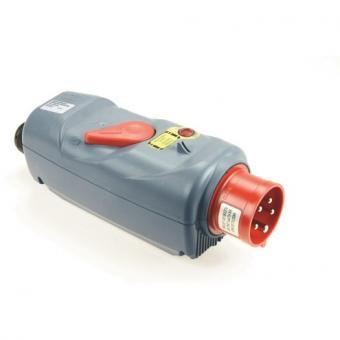 SIROX® CEE-Motorschutzstecker IP 44 16 A 4,0-6,3 A