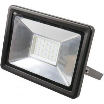 SHADA LED-Fluter 50 W schwarz neutralweiß 840