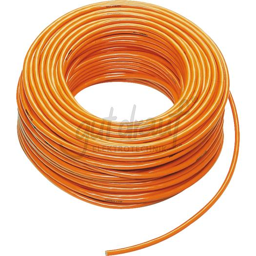 H07BQ-F 5 G 6,0 mm² - 50 m-Ring Orange