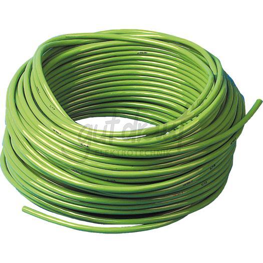 H07BQ-F 5 G 4,0 mm² - 100 m-Ring Grün