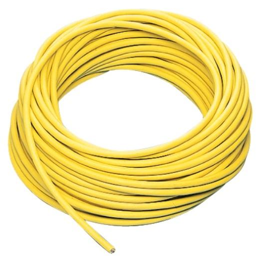 Meterware H07RN-F 3 G 2,5 mm² gelb 50meter Ring