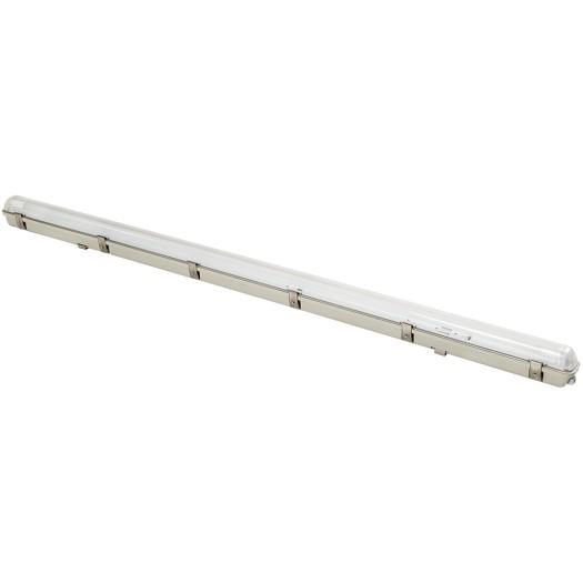 LED-Feuchtraum Wannenleuchte 24 W neutralweiß