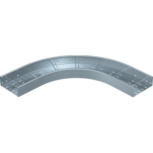Bogen 90° für Weitspannkabelrinne 110 110x300, St, FS Preis auf Anfrage